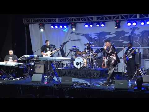 Talk - Khalid - The Punch TKO's Band LIVE