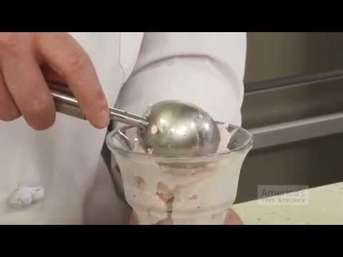 Video Ingenious! How to Scoop Ice Cream When It's Frozen Solid & Super Hard to Serve