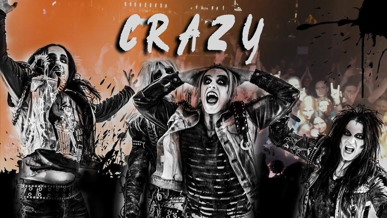 CRASHDIET - Crazy