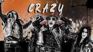 "CRASHDÏET - ""Crazy"" (Official Music Video)"