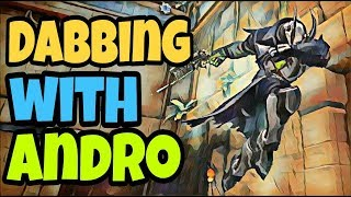 |Paladins| Androxus Rank Gameplay with Heads Will Roll LC