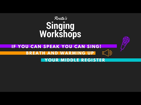 It's here! The first episode of If you can Speak you can Sing! Tell me what you think!