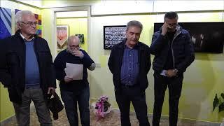 """""""Tutti i colori di Mega Art"""", collective show in Corchiano (VT), Italy"""