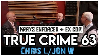 True Crime Interview with Chris Lambrianou, Shaun Attwood and Jon Wedger Dec 2019