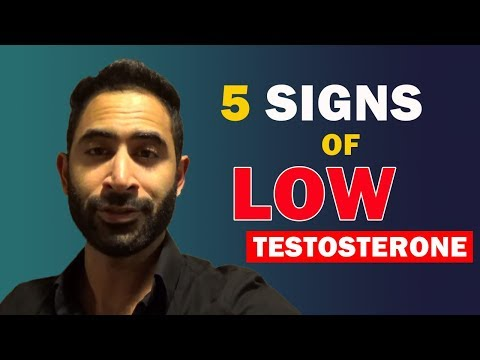 Video 5 Signs You Might Have Low Testosterone