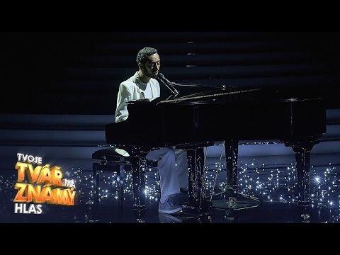 Jan Cina jako John Legend -
