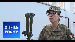 Stirile PRO TV - Armata Romana, printre cei mai buni angajatori