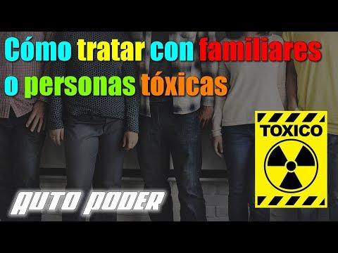 Cómo tratar con familiares o personas tóxicas