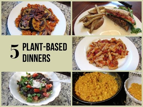 5 Plant-Based Vegan Dinners (on a budget!)
