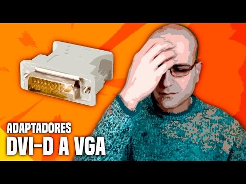 Cuidado con la estafa de los adaptadores DVI-D a VGA - (Recomendación) - La red de Mario