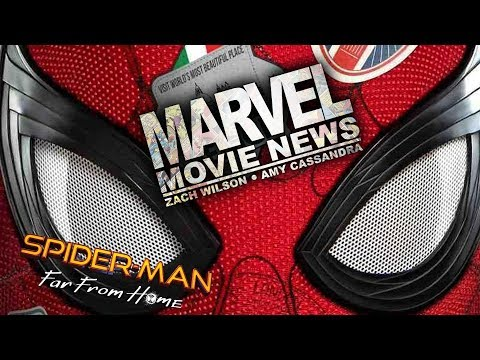 """Spider-Man: Far From Home"" Trailer Reaction, X-Men on Disney+?, and more! - MMN #210!"