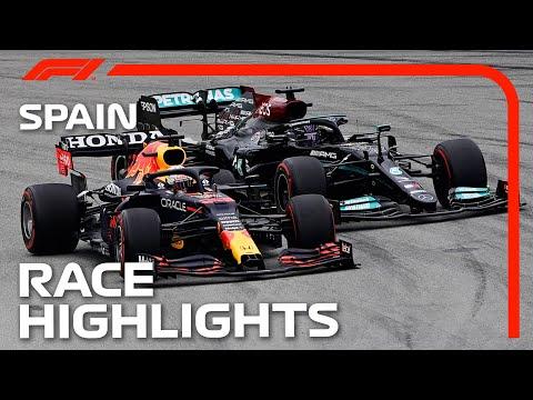 ルイス・ハミルトンが優勝 F1第4戦スペインGP