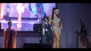 Sushrii Shreya Mishraa India wins Best National Costume at Miss United Continents 2015