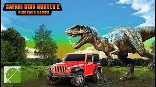 Safari Dino Hunter 2 - Android Gameplay HD
