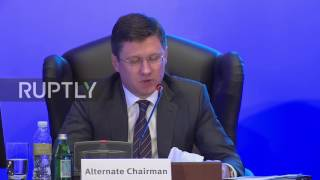 Kuwait: OPEC, non-OPEC countries meet to discuss extending output cut