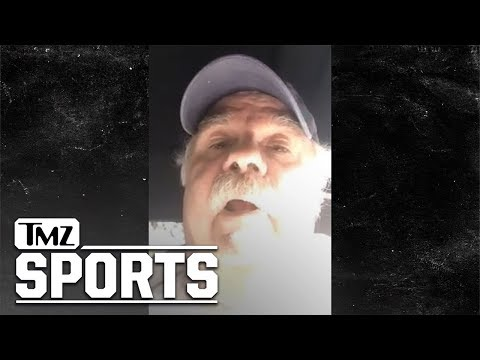 Ex Browns Coach Bob Wylie Defends Myles Garrett, 'He's a Good Person' | TMZ Sports