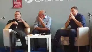 Padre Maurizio Botta e don Andrea Lonardo al Meeting di Rimini