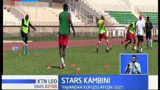 Harambe Stars yaanza mazoezi kujiandaa kufuzu AFCON 2021