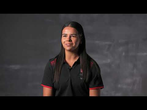 Play video: UTAS Sport - Women's Cricket