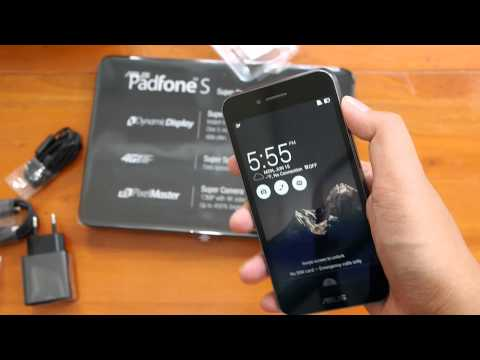 Unboxing ASUS Padfone S Indonesia