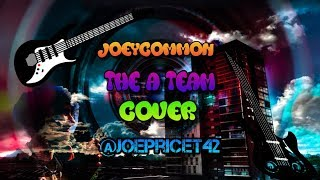 The A Team - Ed Sheeran (Cover by JoeyCommon)