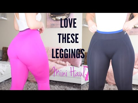 Leggings Mini Haul | Camel Store