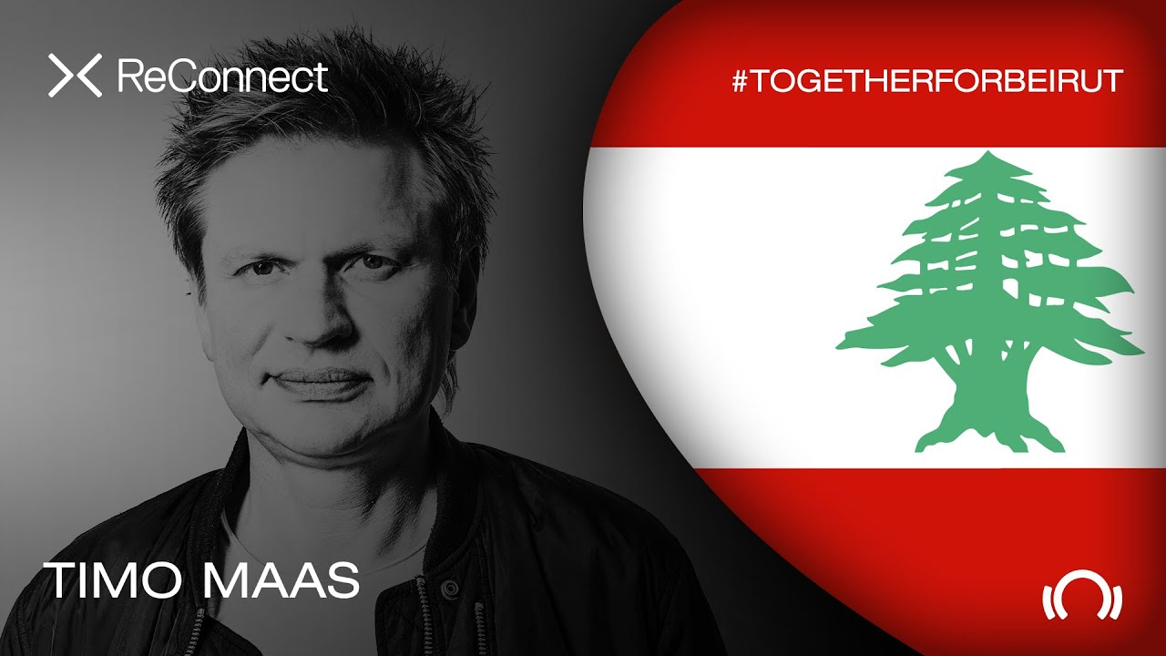 Timo Maas - Live @ ReConnect: #TogetherForBeirut 2020