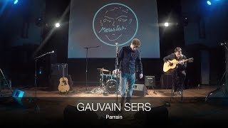"Video thumbnail of ""Gauvain Sers • Je pense à toi mon amour (live) / Prix Georges Moustaki 2018"""