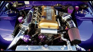 This is why SR20DET is the Best 4 cylinder engine!