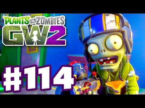 Plants vs Zombies Garden Warfare 2 Walkthrough - Plants vs