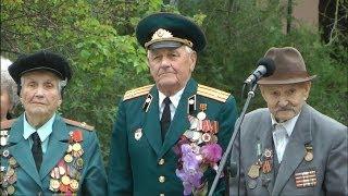 День победы 9 мая 2014 года Цюрупинск