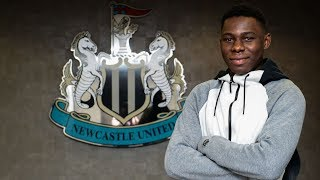 Rosaire Longelo & Yannick Toure sign officially for Newcastle