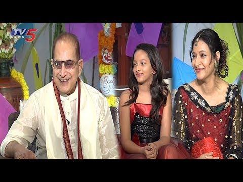Super Star Krishna & Manjula Sankranti Special Interview