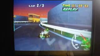 """Toad's Turnpike flap 59""""09 (NTSC 49""""14)"""