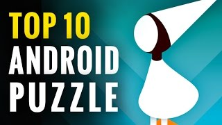 Top 10 Android Puzzle Games