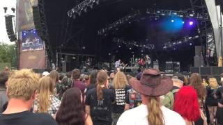 Armored Saint - Mad House Bloodstock 2015