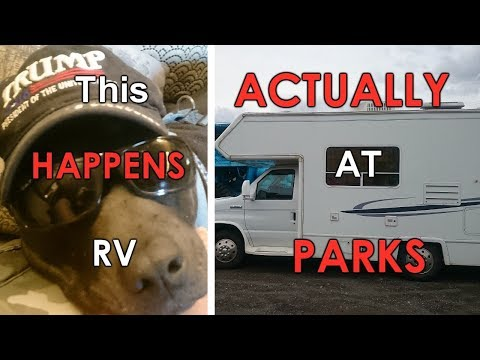 This ACTUALLY Happens Around RV Parks