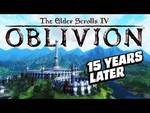 Oblivion Is Still Excellent 15 Years Later