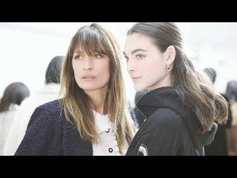 CHANEL Backstage Makeup Look – FROM THE SHOW TO YOUR HOME – Fall-Winter 2019/20 Ready-to-Wear