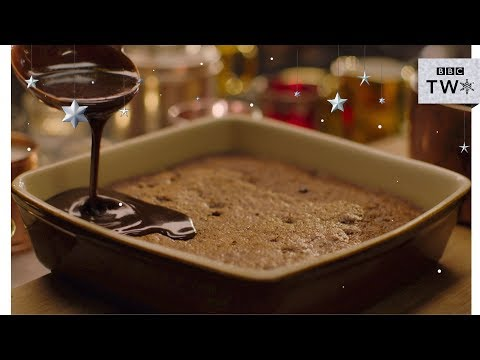 Sticky Toffee Pudding – Nigella: At My Table | Christmas – BBC TWO