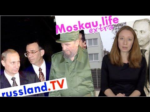 Fidel Castro: Russland trauert [Video]