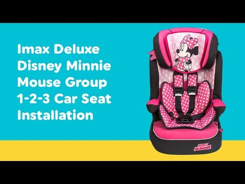 Installation Guide for Imax - Group 1-2-3 Car Seat | Smyths Toys