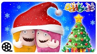 Christmas With Oddbods | Funny Cartoons For Children