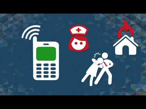 Como acceder al botón antipánico en Ituzaingó, video explicativo