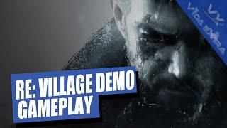 Resident Evil: Village Demo. De los horrores de la aldea a las puertas del Castillo Dimitrescu