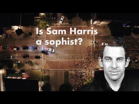 On Sam Harris' moralist sophistry