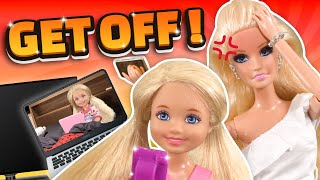 Barbie - Get Off That Screen! | Ep.261
