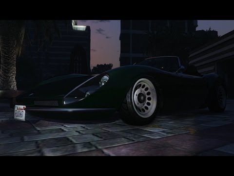 GTA 5 Online My Garage