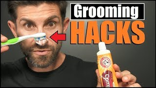 5 Grooming Hacks EVERY Guy Should Try To Remove BLACKHEADS!