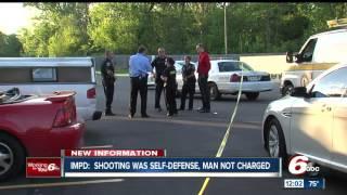 Man killed in self-defense shooting on west side